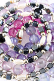 Beautiful beads Royalty Free Stock Images