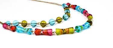 Beautiful beads Royalty Free Stock Photography