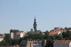 Beautiful Belgrade, Serbia Royalty Free Stock Image