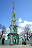 Beautiful bell tower Royalty Free Stock Images