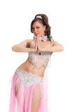 Beautiful bellydancer Royalty Free Stock Photo