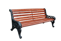 Beautiful bench Stock Photo