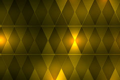Beautiful BG with diamonds in yellow color. Beautiful Background with diamonds in different colors vector illustration