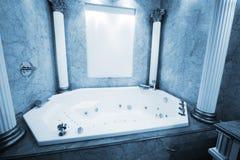 Beautiful big bath Royalty Free Stock Photos