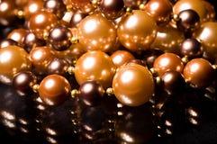 Beautiful bijouterie Stock Photos