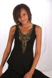 Beautiful Biracial Girl Stock Images