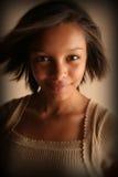 Beautiful Biracial Girl Stock Photos