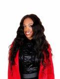 Beautiful black girl. Stock Photography