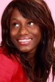Beautiful black woman Royalty Free Stock Image