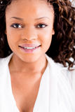 Beautiful black woman Royalty Free Stock Photo