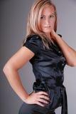 Beautiful blond. Stock Photography