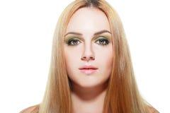 Beautiful blond girl Royalty Free Stock Photos