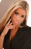 Beautiful Blond Latina Stock Photography