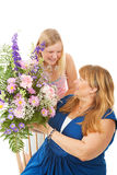 Flowers for Mother Royalty Free Stock Photos