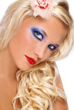 Beautiful blonde Royalty Free Stock Image