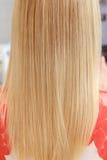 Beautiful blonde Stock Images