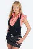 Beautiful blonde girl Royalty Free Stock Photo
