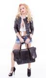 Beautiful blonde woman Royalty Free Stock Photography