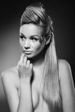 Beautiful blondy Royalty Free Stock Photos