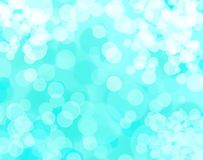 Beautiful blue blur background Royalty Free Stock Images