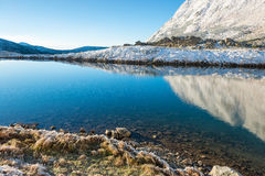 Beautiful Blue Lake High Altitude Tilicho Stock Photo 542652874 ...