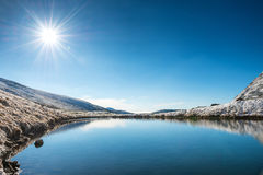 Beautiful Blue Lake High Altitude Tilicho Stock Photo 576870994 ...