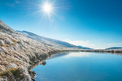 Beautiful Blue Lake High Altitude Tilicho Stock Photo 576899152 ...