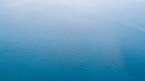 Beautiful blue ocean Royalty Free Stock Images