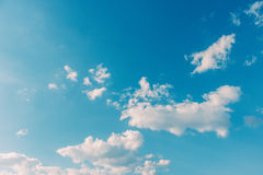 Beautiful blue sky and cloud in daytime. Beautiful blue sky and cloud in daytime stock photography