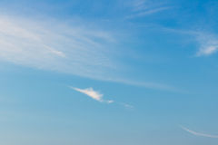 Beautiful blue sky and cloud in daytime. Beautiful blue sky and cloud in daytime stock images