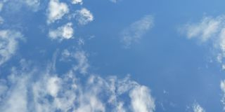 Beautiful Blue Sky with cloud in the morning. Simply Beautiful Blue Sky with cloud in the morning royalty free stock images