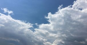 Beautiful blue sky with clouds background. Sky with clouds weather nature cloud blue. Blue sky with clouds and sun. Beautiful blue sky with clouds background stock image