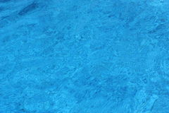 Beautiful Blue Water Background. Beautiful clear blue rippled water background image royalty free stock photos