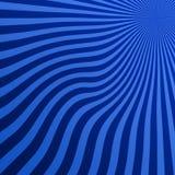Beautiful blue waves Stock Photos