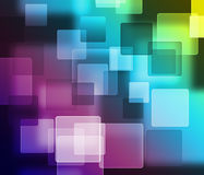 Beautiful blur square background Royalty Free Stock Photos