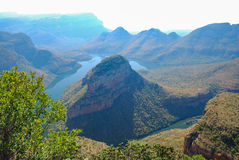 The beautiful Blyde Canyon, South Africa Stock Photo