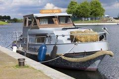 Beautiful boat Stock Image
