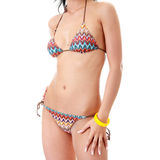 Beautiful body in bikini Royalty Free Stock Photography