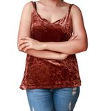 Beautiful body woman with brown shirts and blue jeans Stock Images