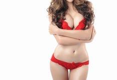 Beautiful body of woman Royalty Free Stock Photo