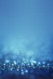 Beautiful Bokeh background with defocused lights. Blurry Abstrac Royalty Free Stock Photo