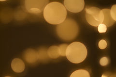 Beautiful Bokeh Royalty Free Stock Photo