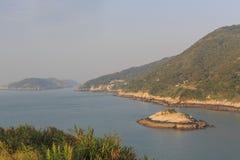 The beautiful border city - Military Island, Taiwan Royalty Free Stock Image
