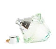 Beautiful bottle of perfume Stock Photo