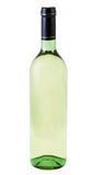 A beautiful bottle of vine. A beautiful bottle of water on a white background Stock Photo
