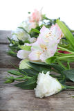 Beautiful bouquet of different flowers Royalty Free Stock Photography