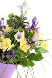 Beautiful bouquet of flowers Royalty Free Stock Photos