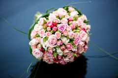 Beautiful bouquet of flowers Stock Image