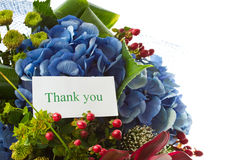 Beautiful bouquet of Hydrangeas