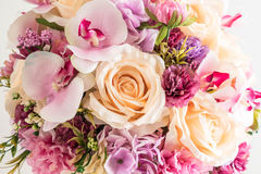 Free Beautiful Bouquet Of Flowers Royalty Free Stock Photo - 99185255